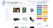 Conforama - Extranet produits presse