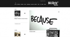Because - Site du label Because Music