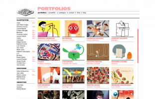 Illustrissimo - Agence d'Illustrateurs - developpeur site internet freelance