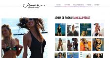 Jenna de Rosnay - Vente en ligne de maillots de bain