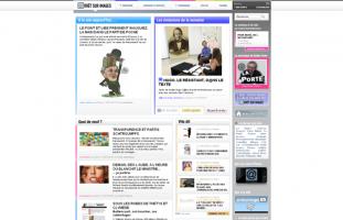 Arrêt sur Images - Site éditorial et presse, Web TV - developpeur site internet freelance