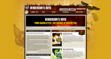 Casterman - Cherub + Henderson's Boys